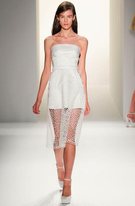 Calvin Klein Spring 2013