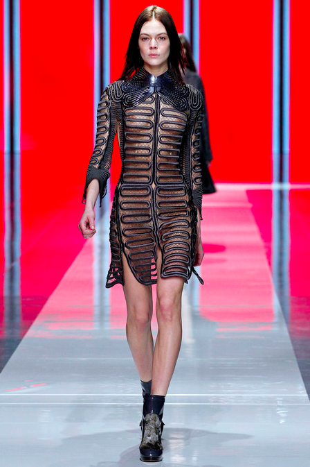 Christopher Kane Fall 2013 RTW
