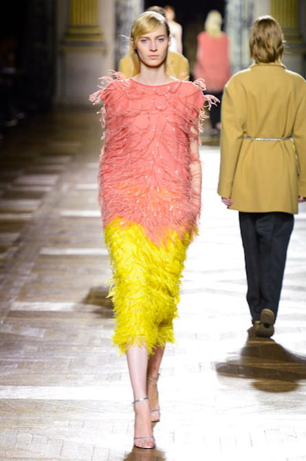 Dries Van Noten Fall 2013 RTW 1