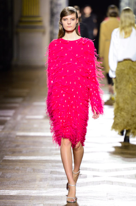 Dries Van Noten Fall 2013 RTW