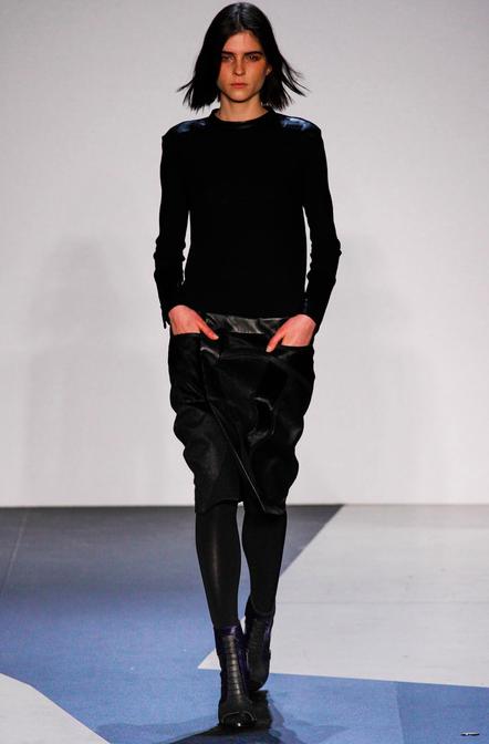Helmut Lang Fall 2013 8