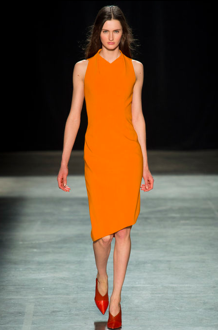 Narciso Rodriguez Fall 2013 RTW 1