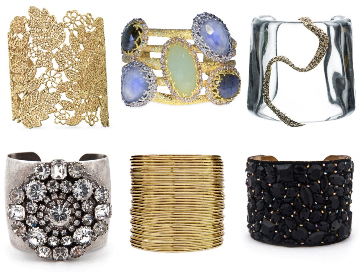 Bracelet cuff collage