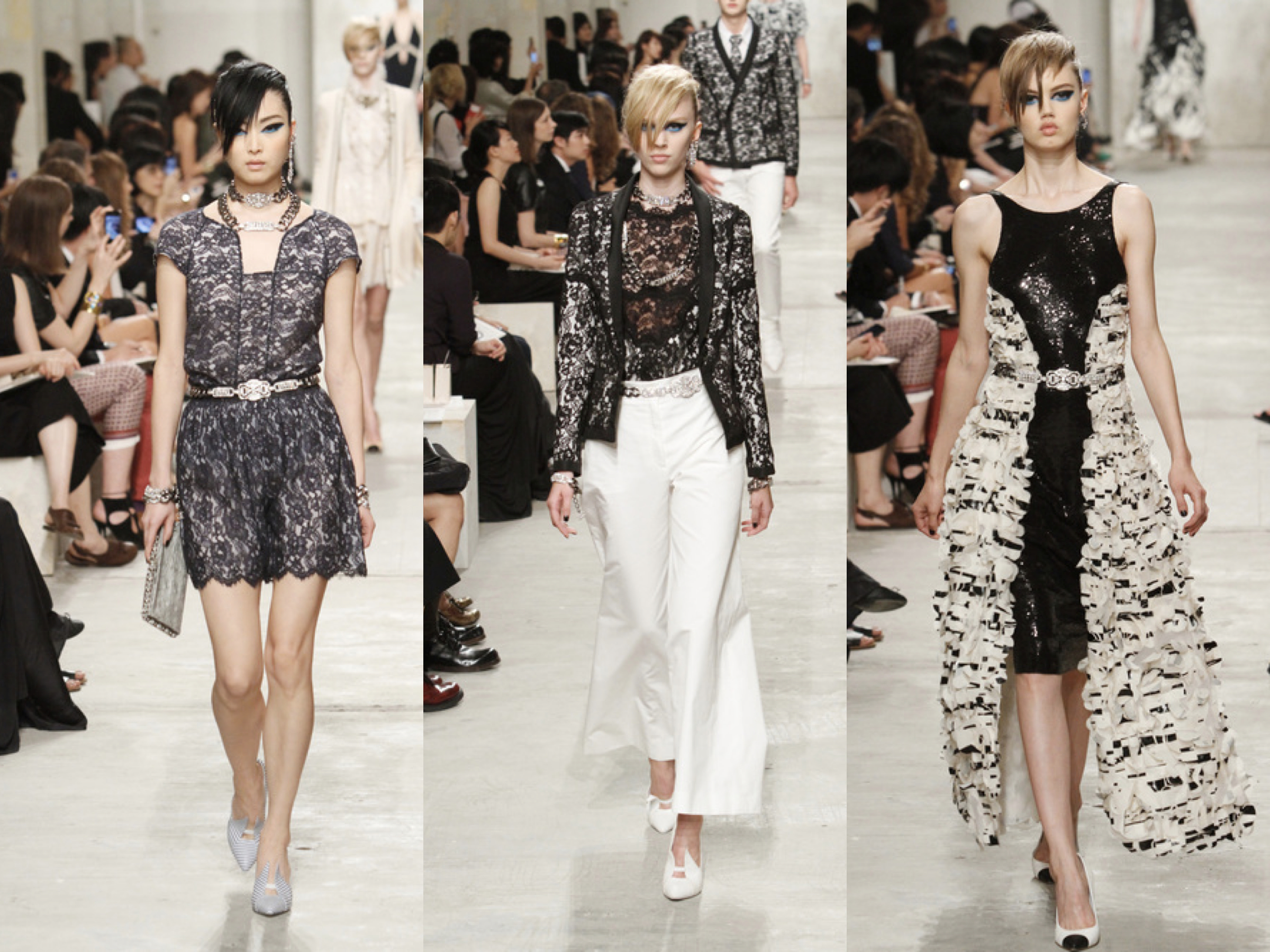 Chanel collage 3