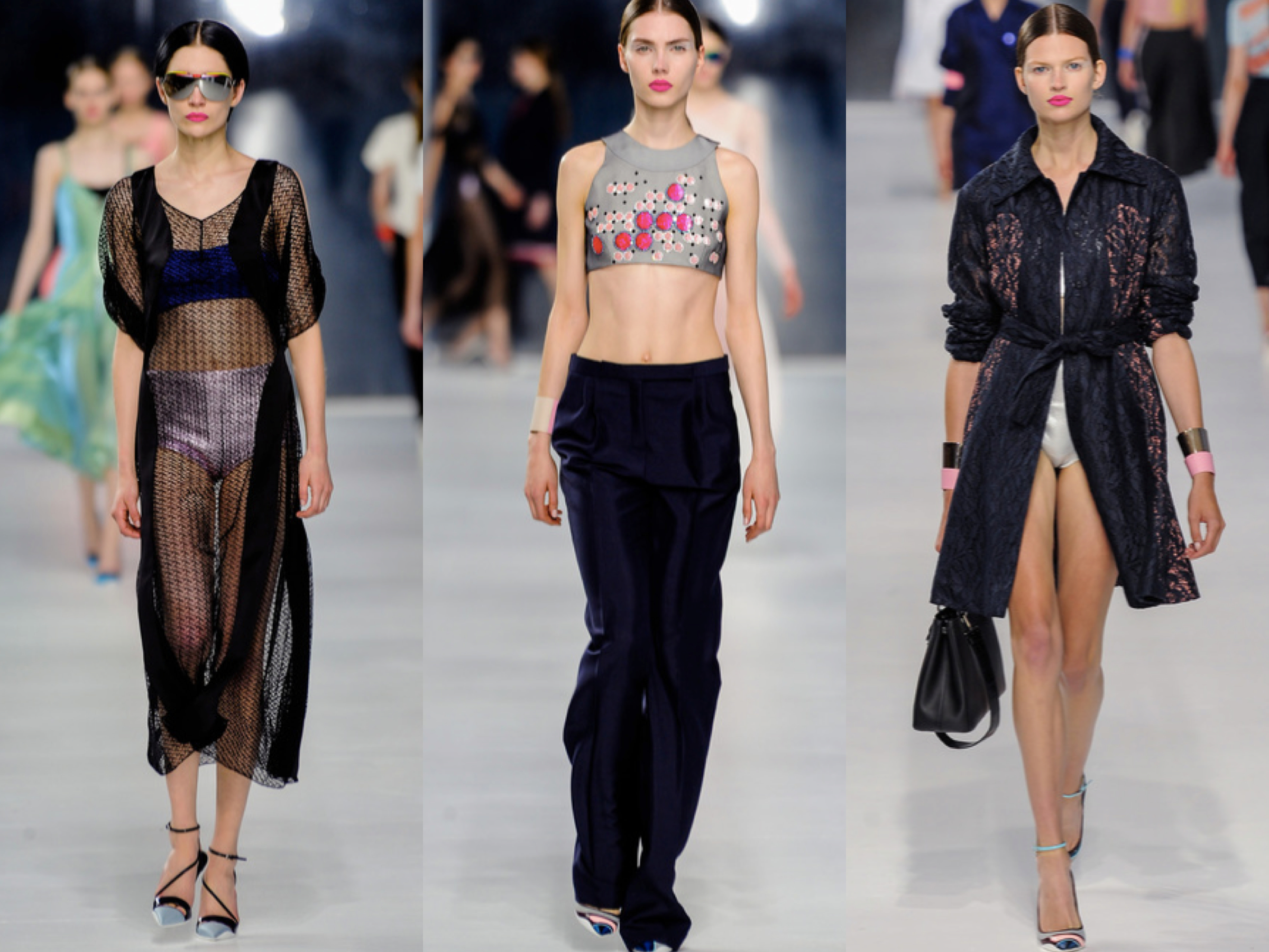 Dior collage 2