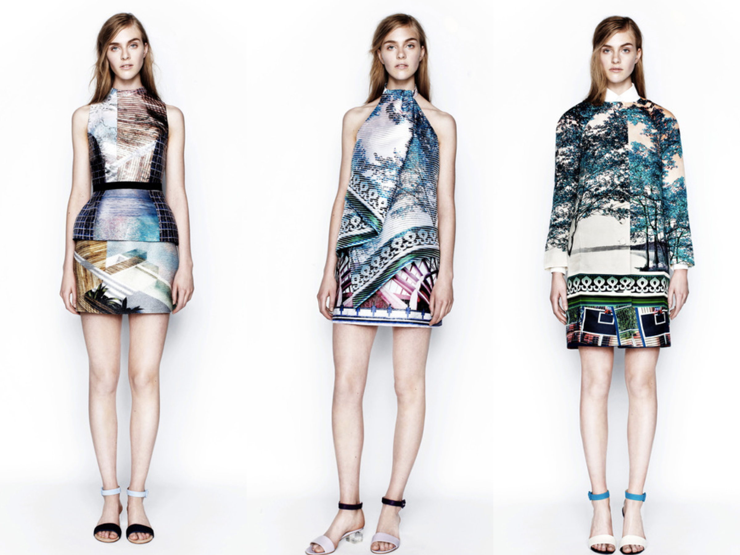 Mary Katrantzou collage 3