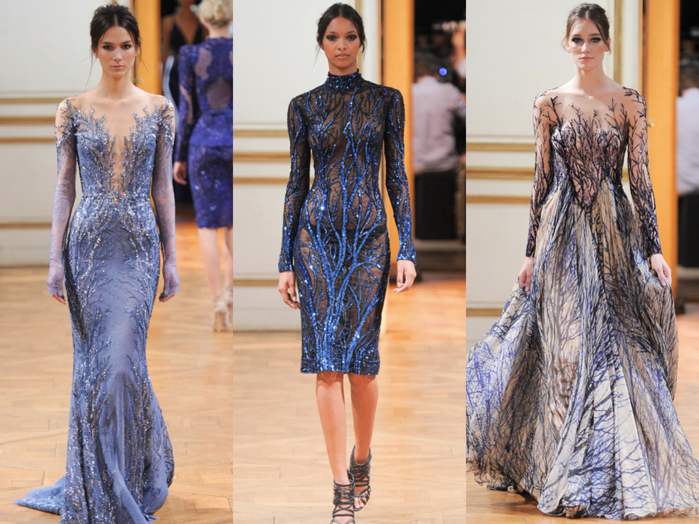 Zuhair Murad Fall Couture 2013 Collage 3