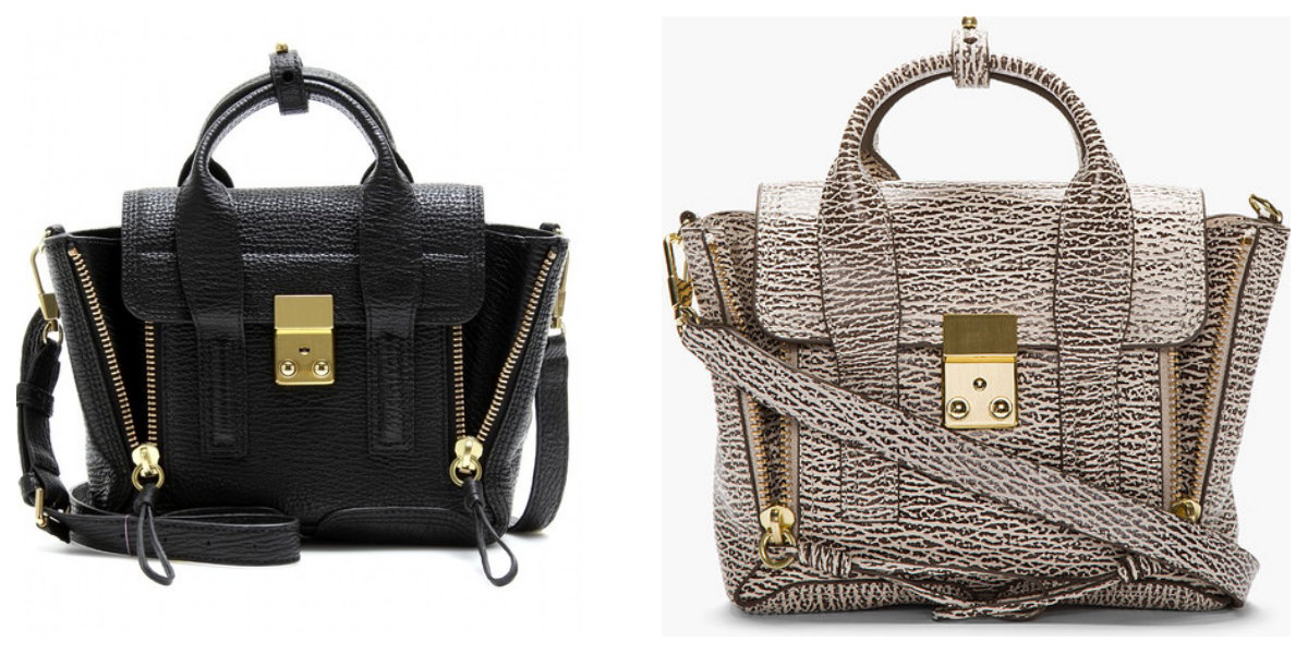 3.1 phillip lim mini pashli collage