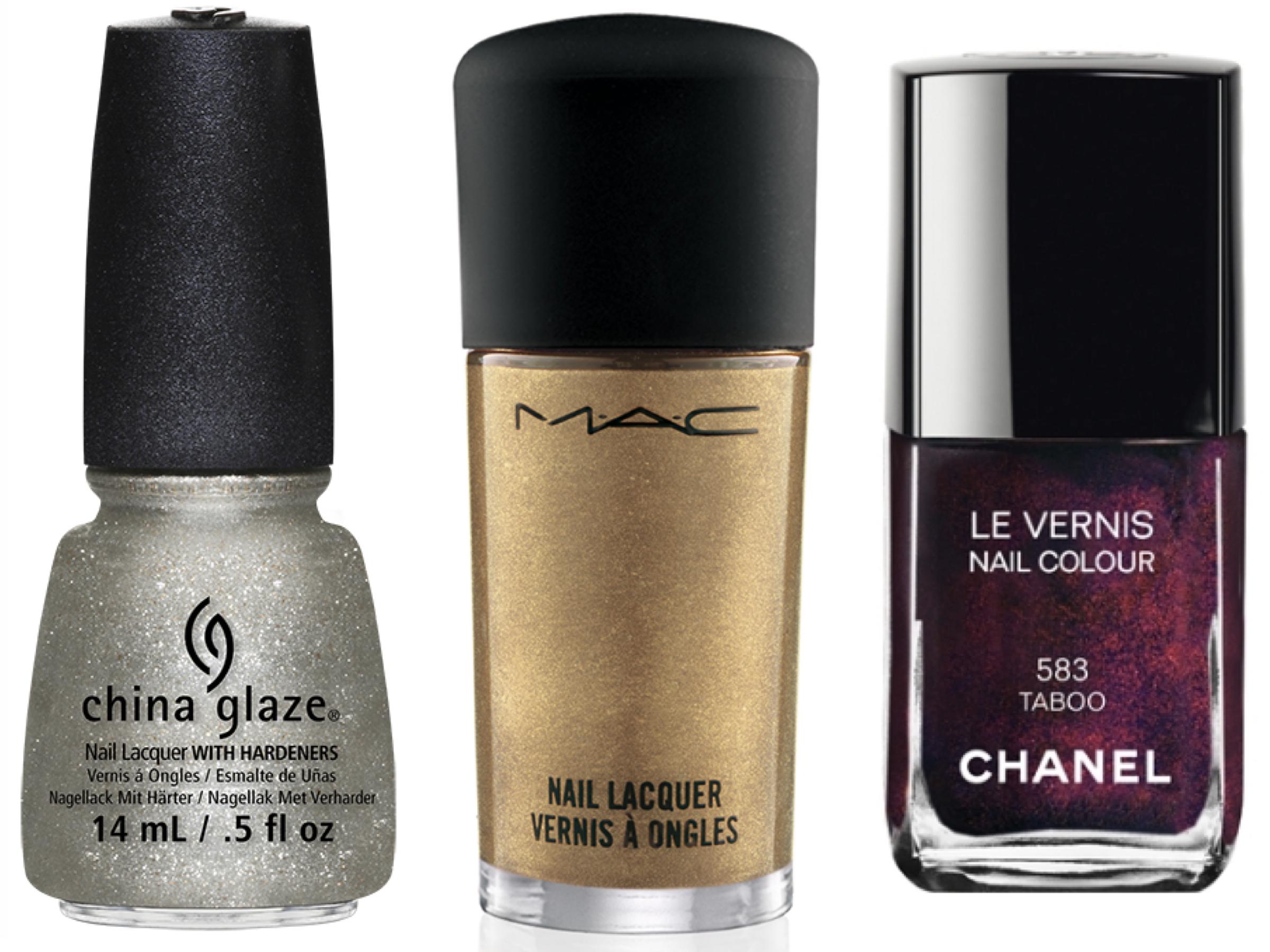 nail polish collage 3
