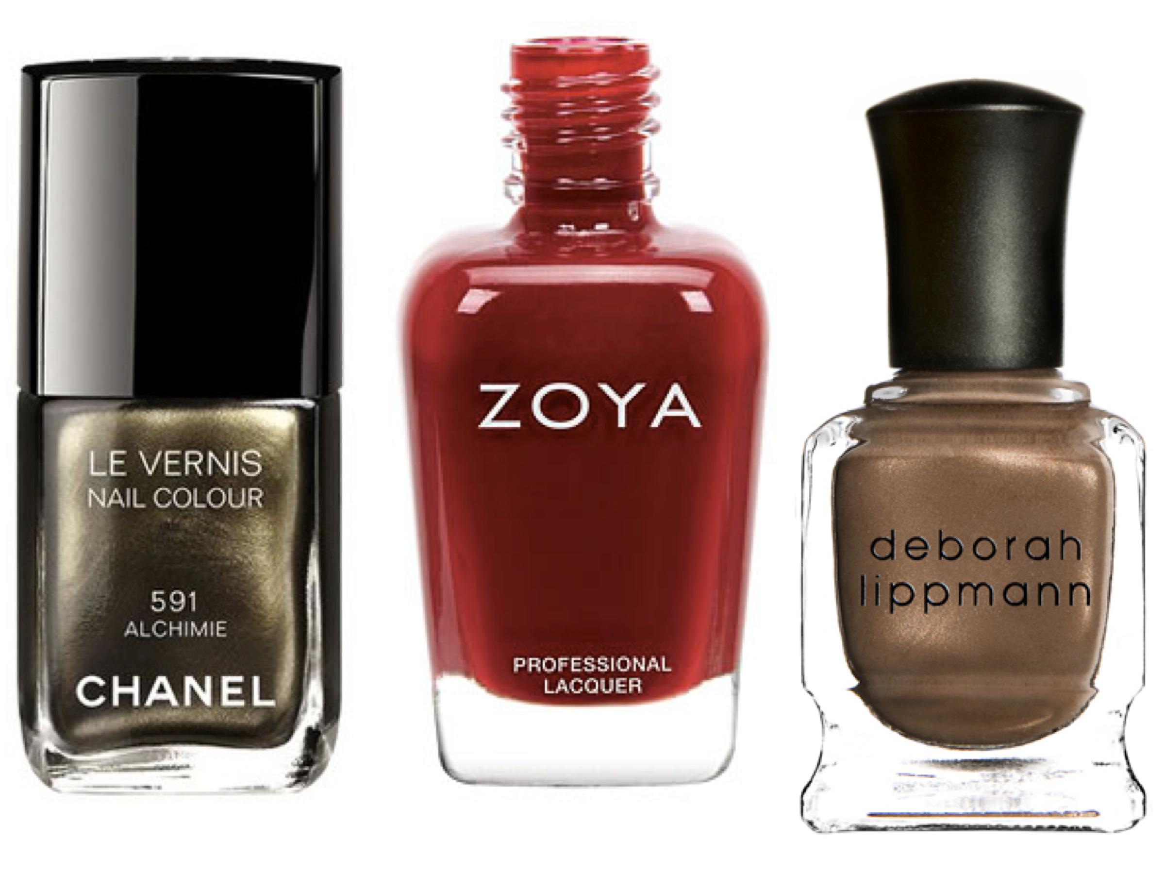 nail polish collage 4
