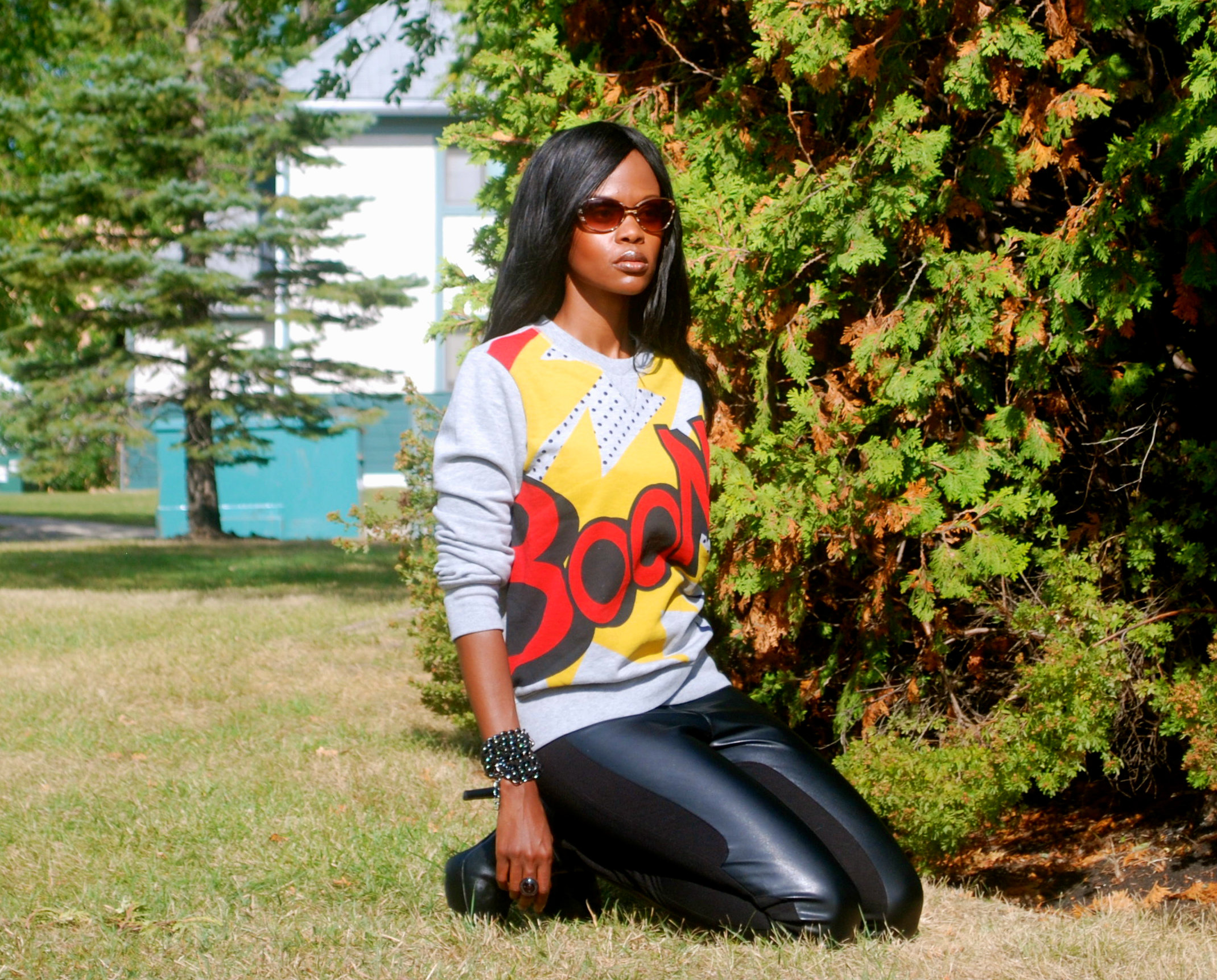 Boom sweatshirt 4