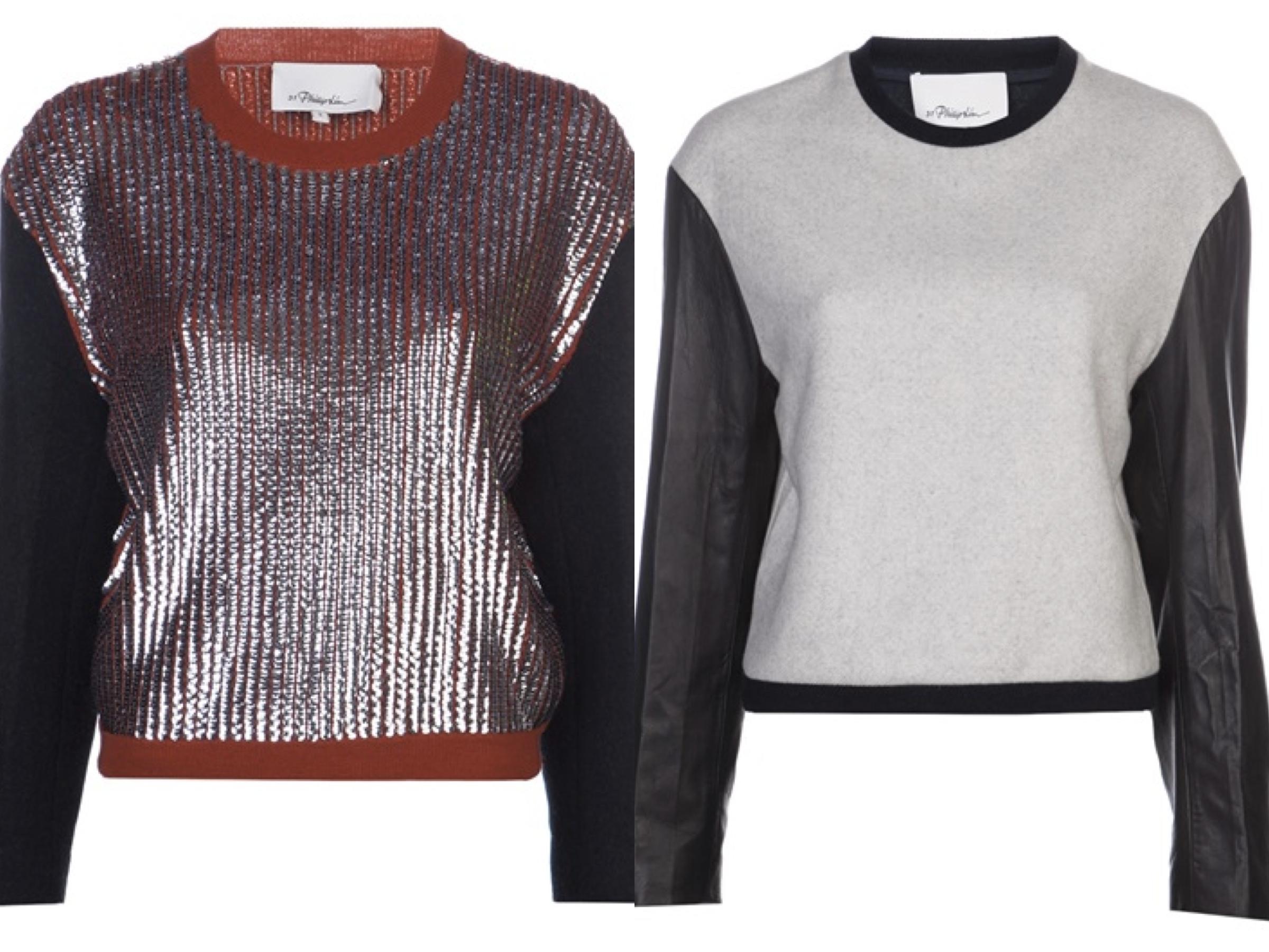 luxe statement sweatshirt 7