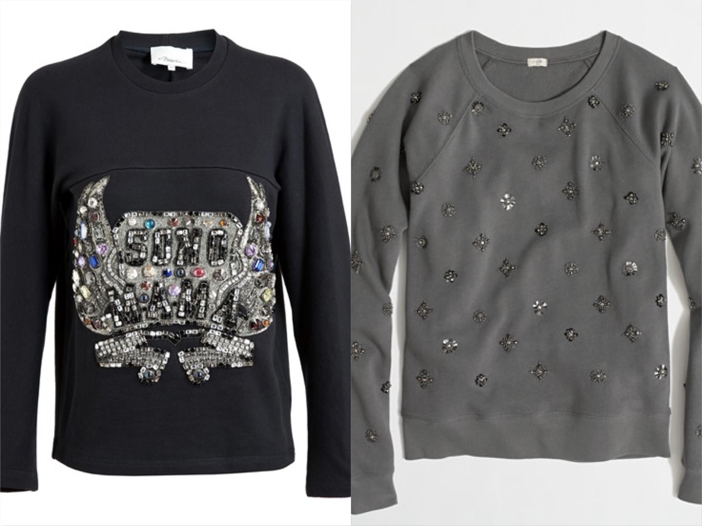 Luxe sweatshirt 8