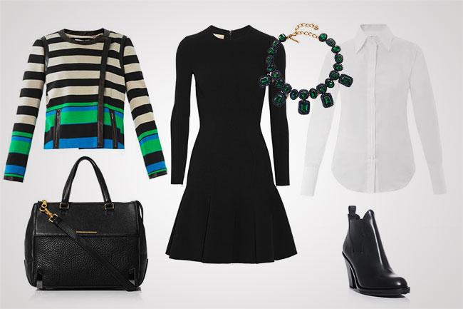 little-black-dress-collage