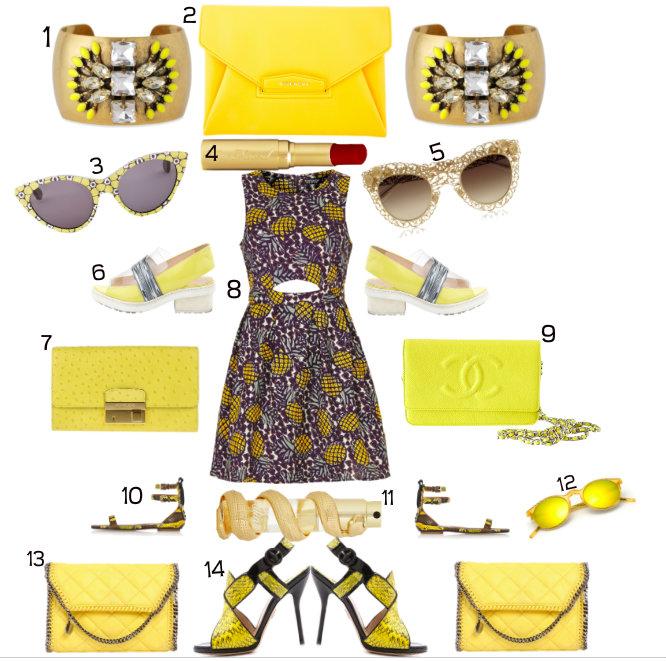 mellow yellow 3