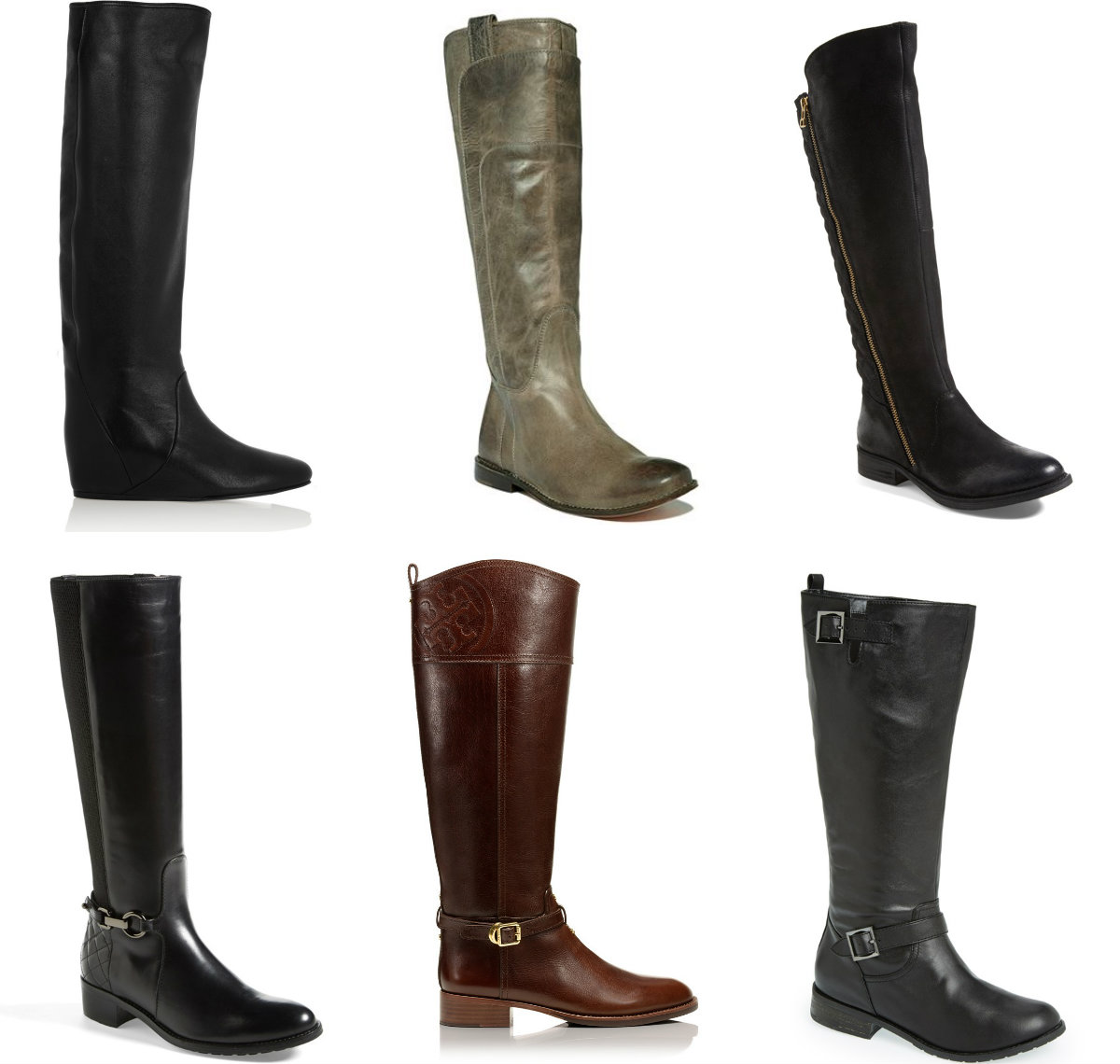 Boot collage