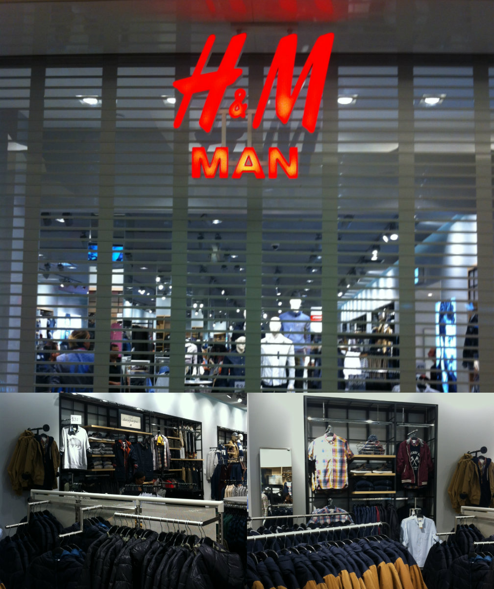 H&M Winnipeg collage 4