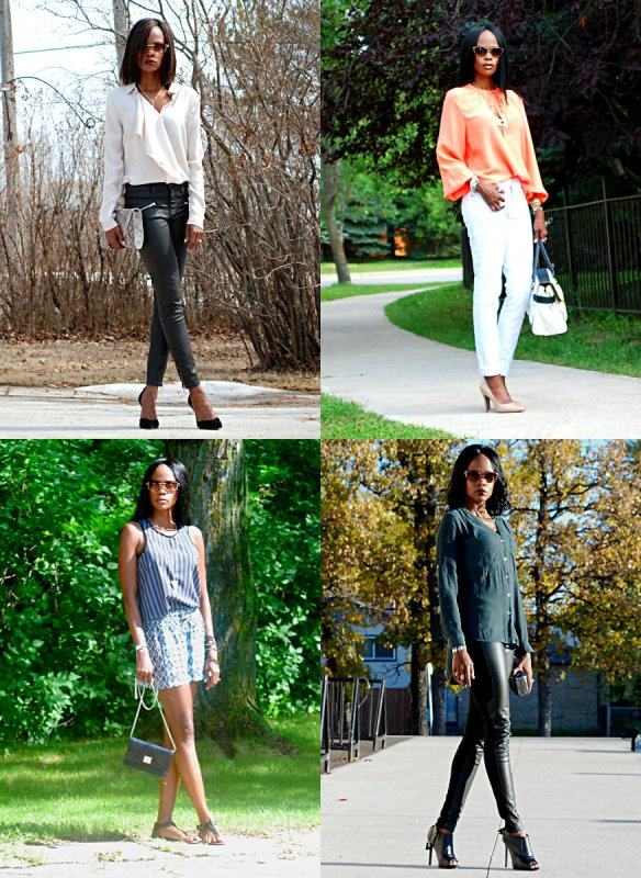 OOTD 2014 collage 2